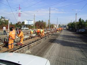 2009 - Tramway Welding Bucharest 03
